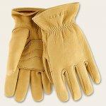 レッドウィング 鹿革手袋 シンサレート保温ライニング付き イエロー ディアスキン Made in USA