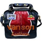 バンソン スターバッグ STAR BAG ブラック/レッド/ネイビー