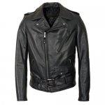 ショット 519 モーターサイクル レザージャケット 50's Perfecto® ブラック