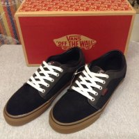 VANS×INDEPENDENT CHUKKA LOW PRO BLACK