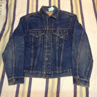 VINTAGE  60's LEVI'S denim jacket BIG-E 70505 (a)
