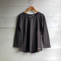 A HOPE HEMP  Raglan L/S Tee Woman's