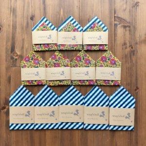 [Ruwam]<br>Beeswax wrap -wrap'n'roll-