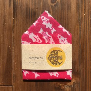 [Ruwam]<br>Beeswax wrap -wrap'n'roll- <br>Msize