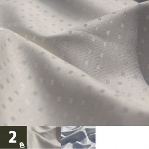 スクエアサテン生地 150cm巾 全2色 ¥800/m(税抜)