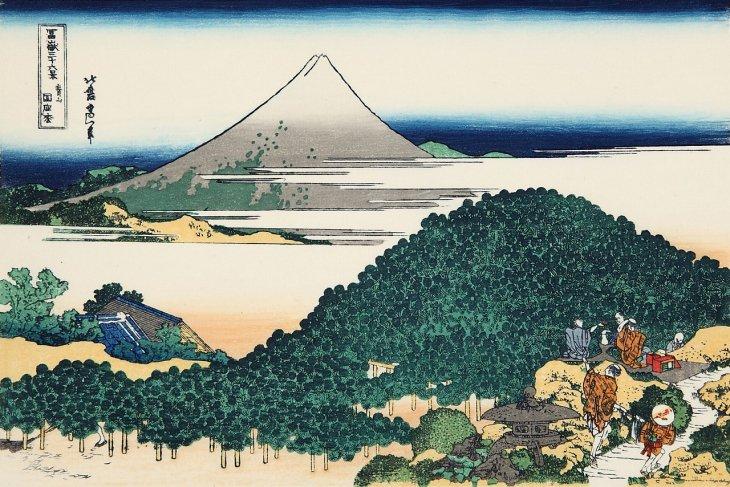 青山円座松