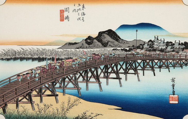 岡崎 矢矧之橋