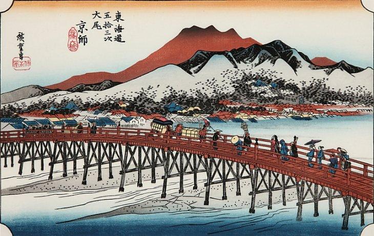 京都 三条大橋