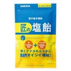匠の塩飴 100g レモン味