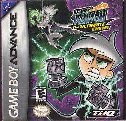 Danny Phantom:The Ultimate Enemy[北米版GBA](中古)ダニーファントム ...