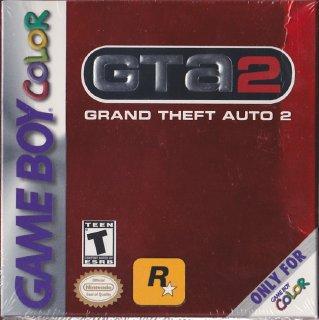 Grand Theft Auto 2[北米版GBC](新品)グランド セフト オート2 - bit ...