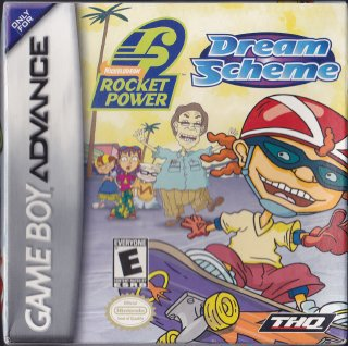 Rocket Power Dream Scheme[北米版GBA](中古)ロケットパワー ドリーム ...