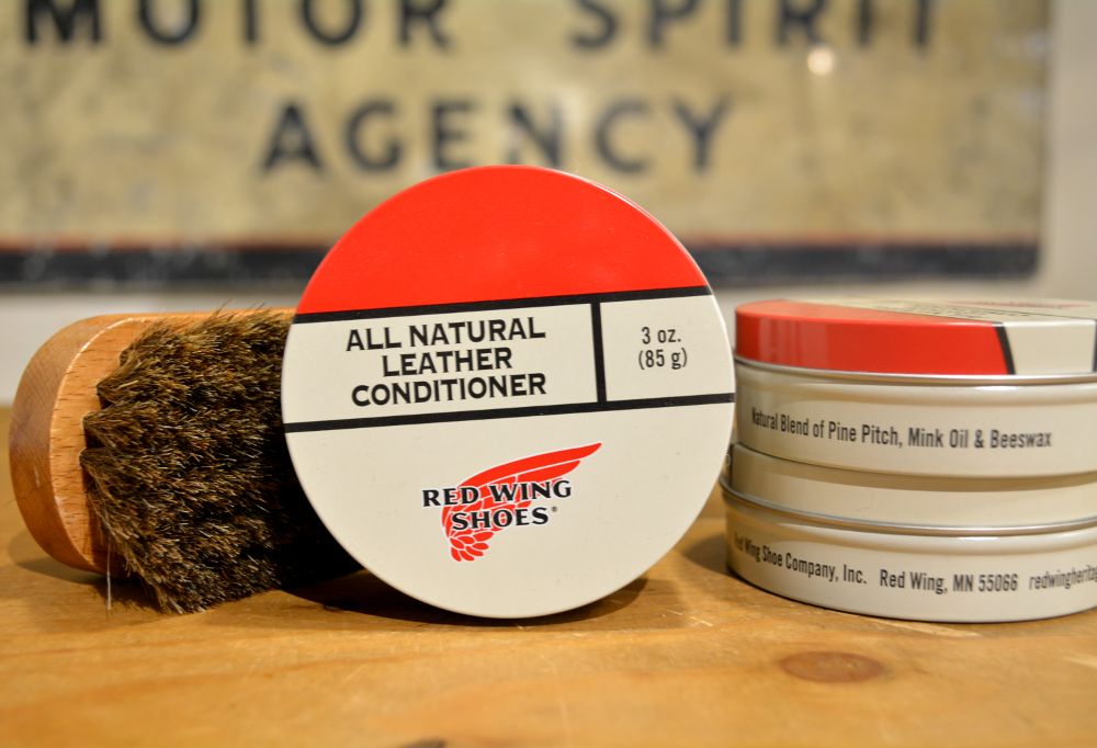 【RED WING】All Natural Leather Conditioner