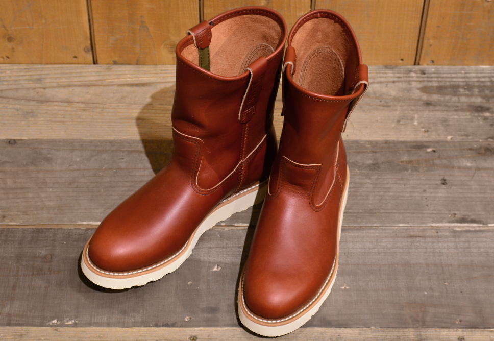 "RED WING | 9"" PECOS Cushion-Sole"