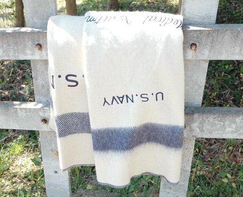 """""""Wool Blankets U.S. NAVY Model"""""""