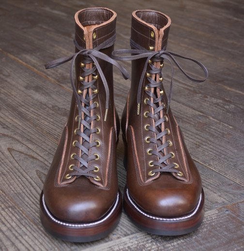 CLINCH × Sturdy完全別注 「LINEMAN BOOTS Oil Leather Limted」