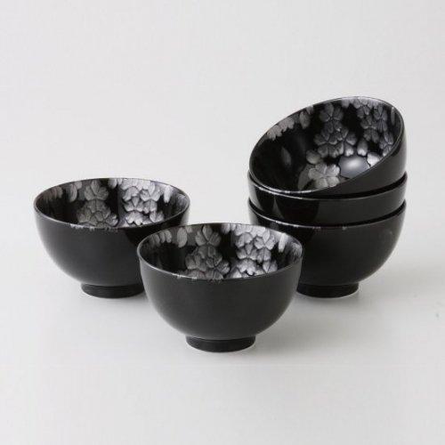 銀彩桜 お好み碗【2073-4-45】
