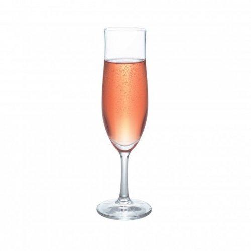 アデリア シャンパングラス プロローグ フルートシャンパン 160ml L-6741