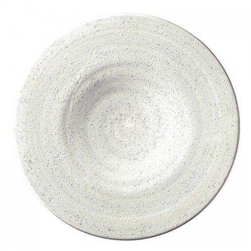 【SHIBUKI】 30.5cmプレート 白