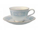 レースウッドゴールドティー・コーヒー碗皿 Y9587A-1507 1客 ブルー