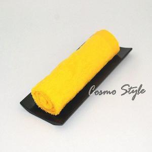 カラーおしぼり 10枚入 黄
