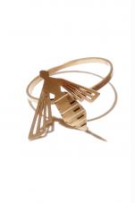 ミナペルホネン abeille リング