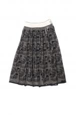 ミナペルホネン tanpopo スカート
