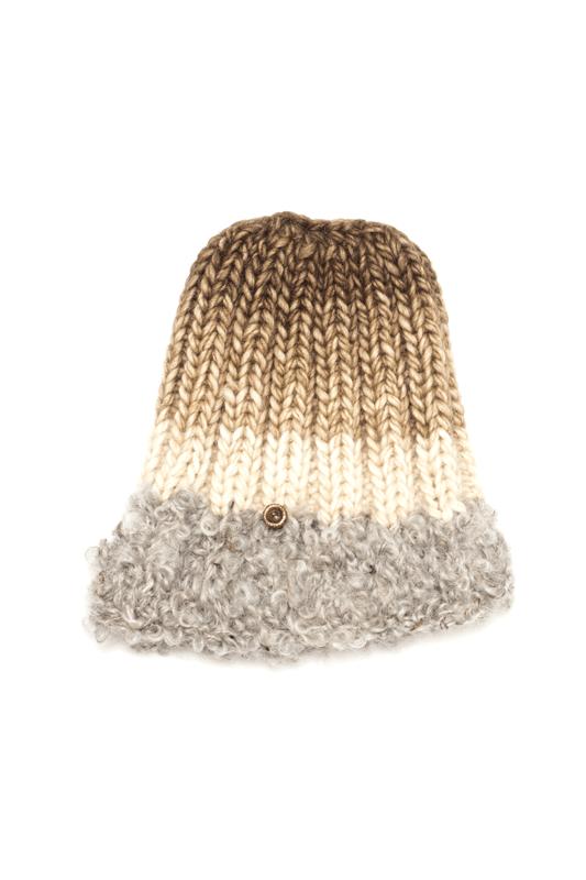 mina perhonen×hitomi shinoyama design -alp- ニット帽