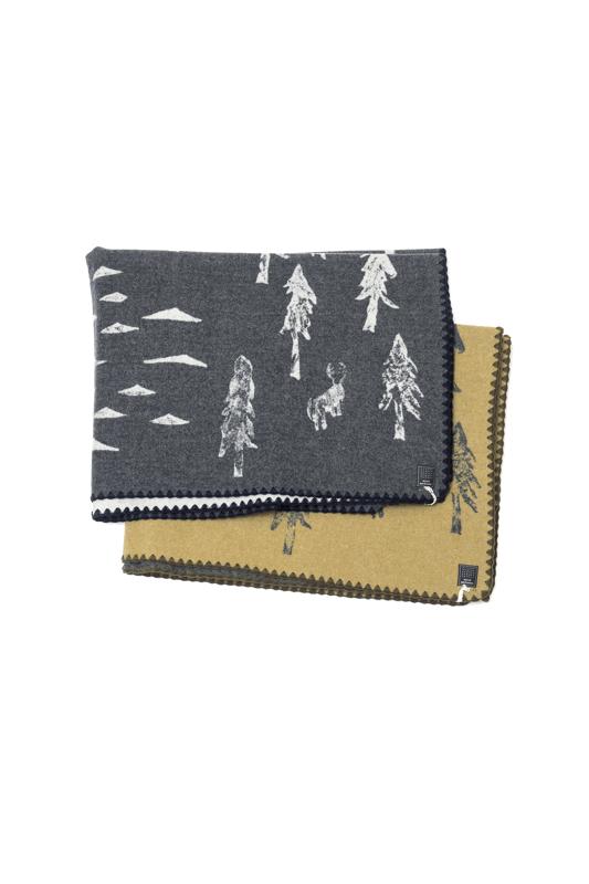 ミナペルホネン one day ブランケット (198×134)