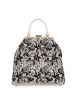 ミナペルホネン cuddle bag -rosy-