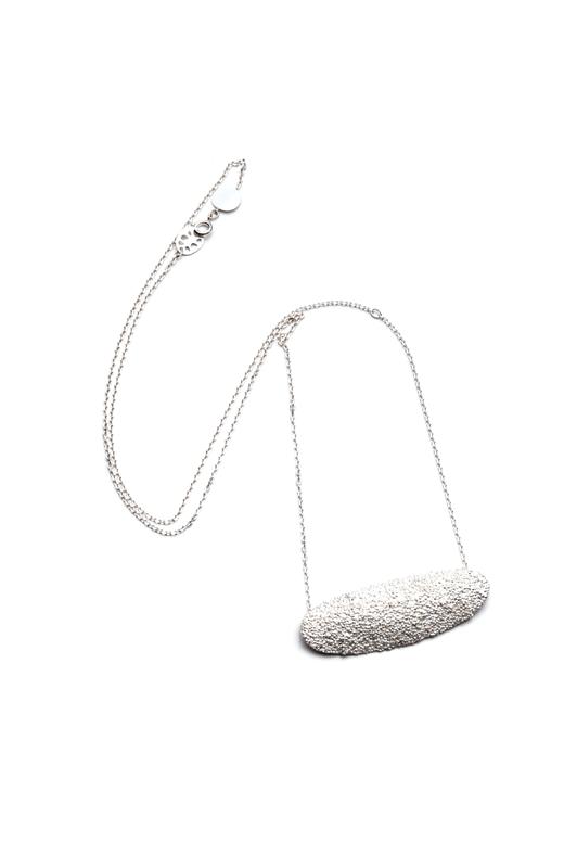 Ryui Scale necklace -lumpy- L