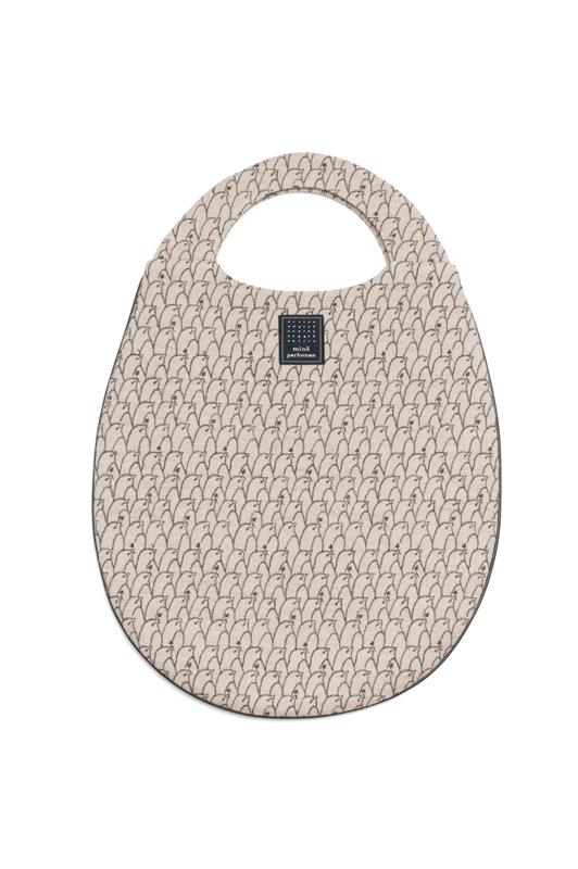 ミナペルホネン lintu egg bag
