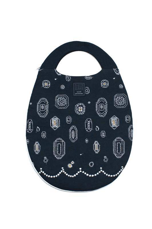 ミナペルホネン gemma egg bag