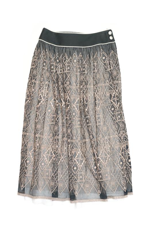 ミナペルホネン symphony スカート