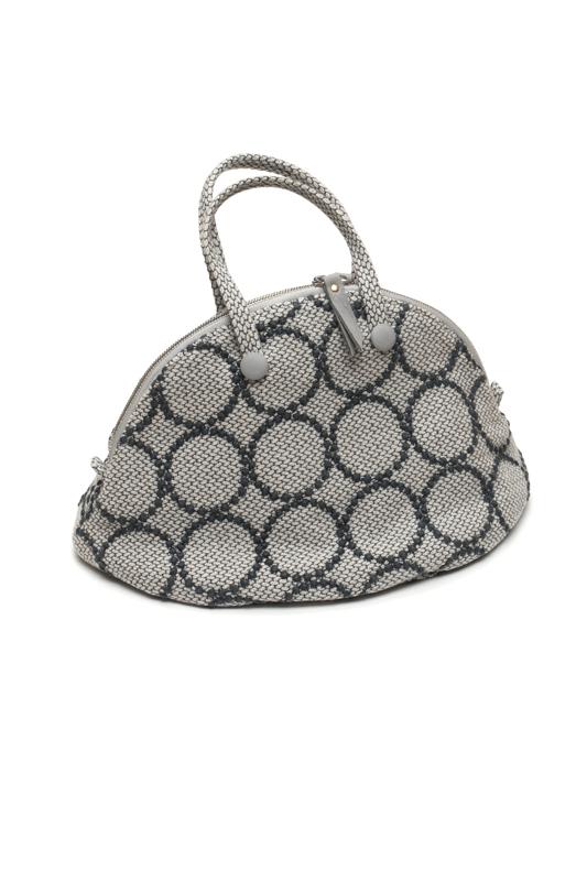 ミナペルホネン bell bag -tambourine- -small size-