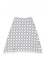 ミナペルホネン tambourine セミフレアースカート