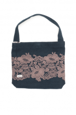 ミナペルホネン holiday bag -smile flower- 小
