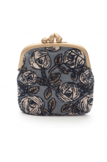ミナペルホネン cuddle purse -rosy-