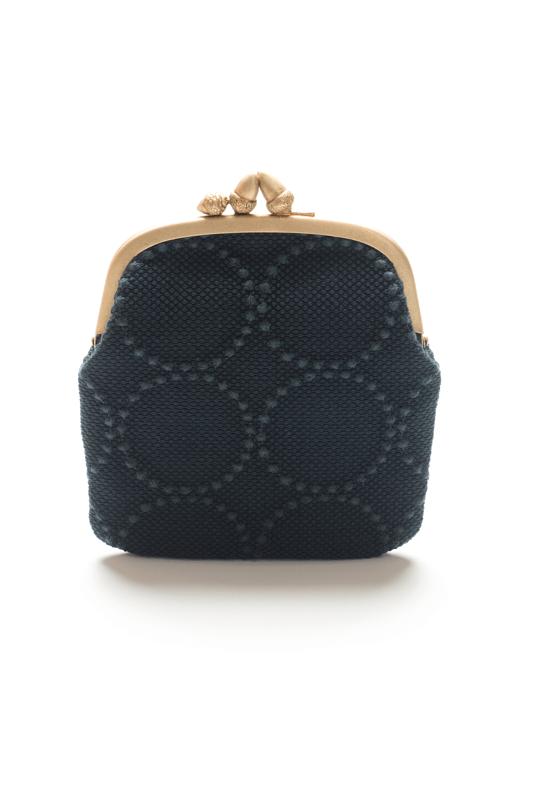 ミナペルホネン cuddle purse -tambourine-