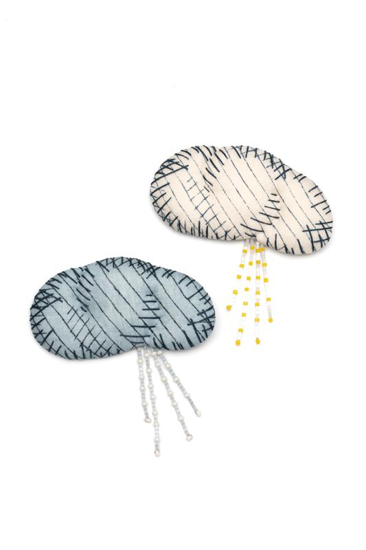 mina perhonen after rain コサージュ