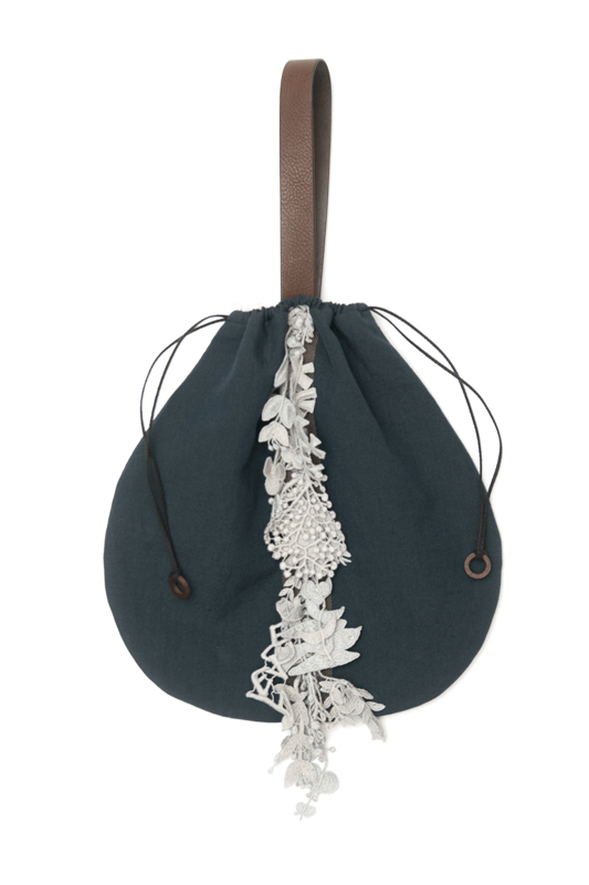 mina perhonen pear bag -forest parade-
