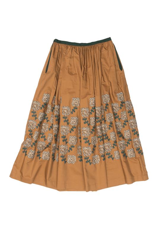 mina perhonen yula スカート