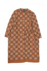 mina perhonen yula コート (ブラウン38サイズのみ)