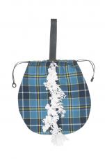 mina perhonen pear bag -mina perhonen tartan ×forest parade-