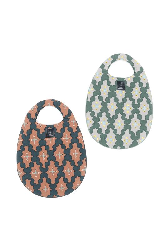 mina perhonen snow diamond egg bag