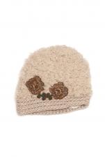 mina perhonen×hitomi shinoyama design -yula- ニット帽