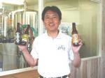 第111回 ケイズブルーイング・加藤社長 「福岡発、世界一の地ビール工房」