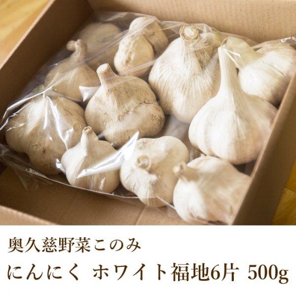 奥久慈野菜このみ にんにく 福地ホワイ...