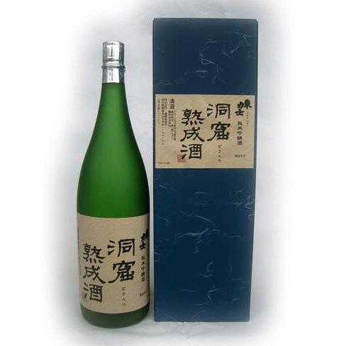 東力士 純米吟醸 洞窟酒 1800ml(一升瓶)_画像