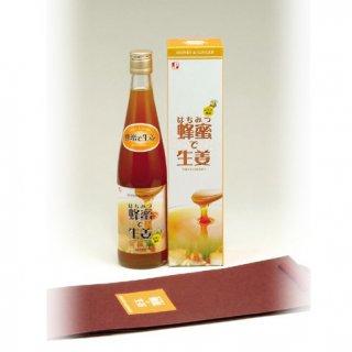 蜂蜜で生姜(希釈タイプ) 500ml_画像